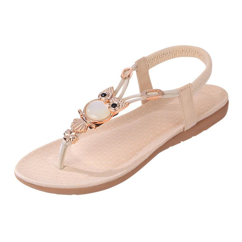 Aliexpress.com : Buy summer styles women sandals 2015 female Owl ...