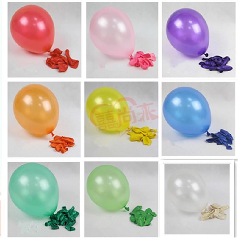 Free Shipping 20pcs 10inch Yellow latex balloon air balls inflatable wedding party decoration birthday kid party Float balloons(China (Mainland))