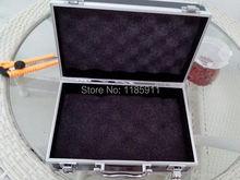 Hot Imax b6 charger aluminum box case applicable IMAX b6 ac A6 charger aluminum tool box for rc battery(China (Mainland))