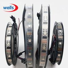 Buy 5M LED Digital Strip DC5V Input WS2801 IC 32pcs IC 32pcs 5050 SMD RGB NP for $27.22 in AliExpress store