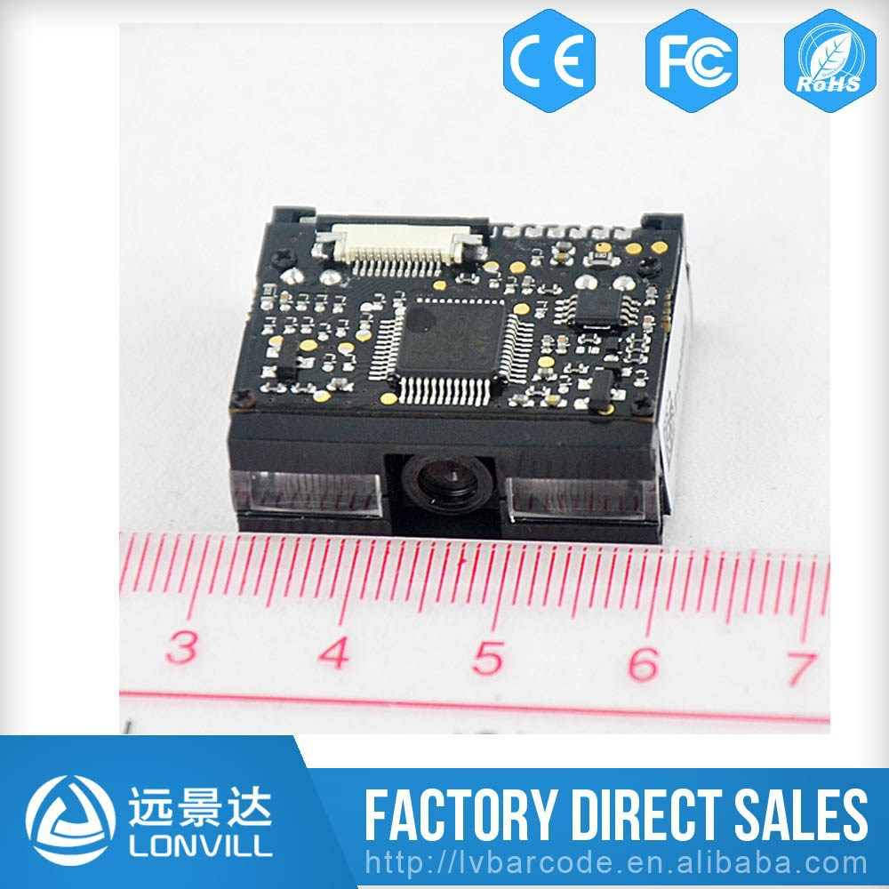 LV1000 PCB and Handheld Device Dedicated Barcode Scanner Engine for Project Intergration(China (Mainland))