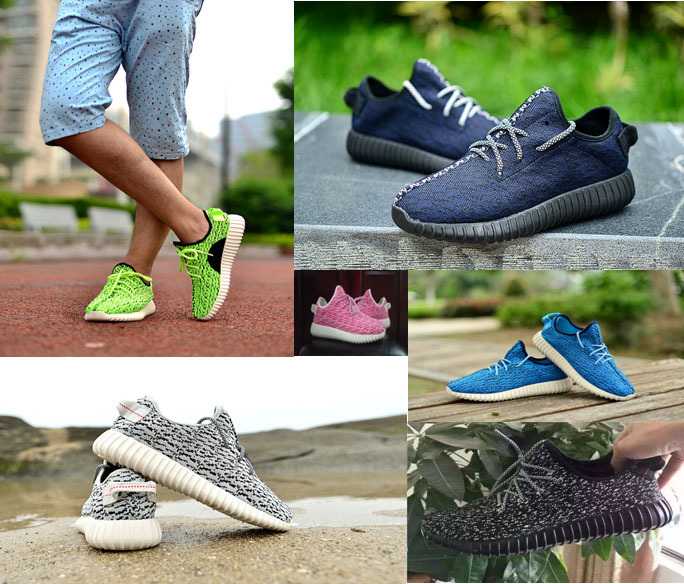 The latest fashion 750 yeezylity high quality new products sell like hot cakes 350 men and women boost running shoes Sneakers(China (Mainland))