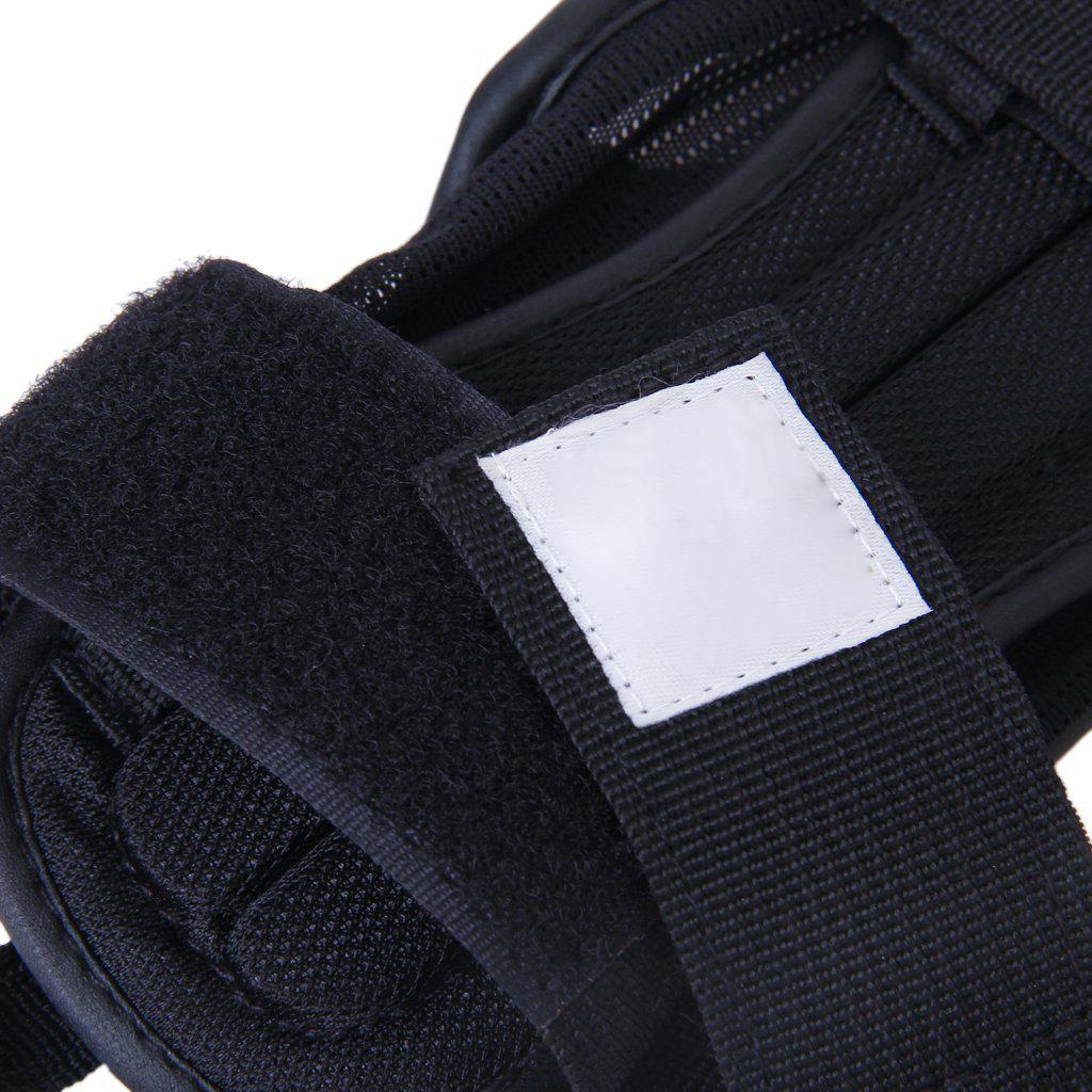 Wholesale 10* 1 Pair of Skis Snowboard Protectors Glove Sports Wrist Brace Support Protection Pads(China (Mainland))