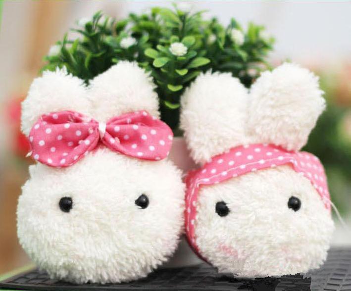 1PIC милый кролик кулон мобильный телефон цепь плюш игрушки подвесной кукла мешок кулон свадьба бросив подарки