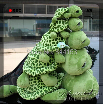 55cm big size turtle tortoise plush doll,Soft stuffed childrens animal plush tortoise toy free shipping<br><br>Aliexpress