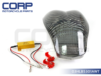 Integrated LED Tail Light For BMW K1200R K1200S   Taillight