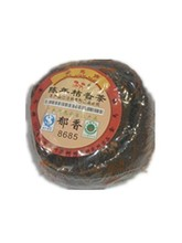 8 PCS orange puerh tea 2005 year old tree 8685 the ripe puer tea orange puerh