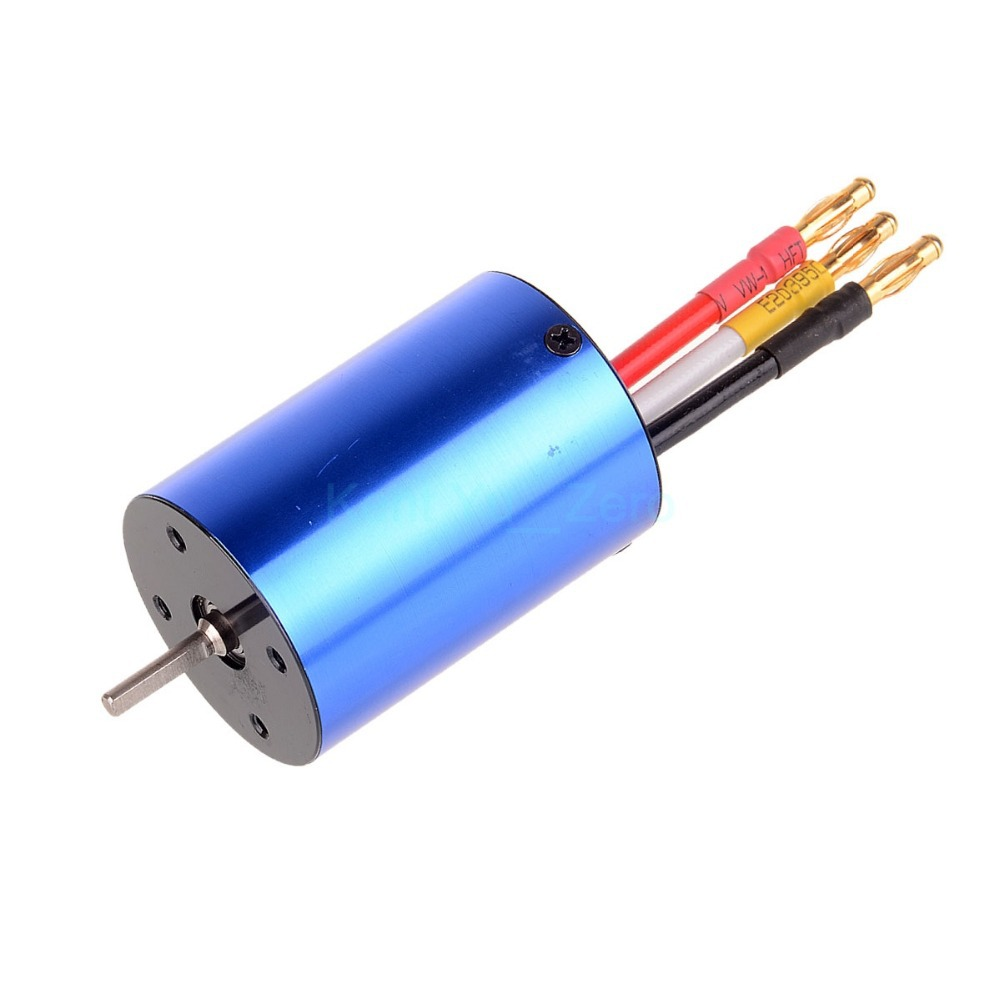 Фотография Brushless Motor(KV 3300) HSP 1:10 Spare Parts For 1/10 RC NITRO Car 03302,For a variety of models