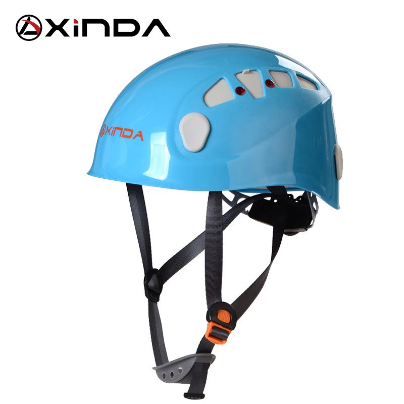 XINDA Camping Mountaineer Rock Climbing Helmet Safety Protection Outdoor Camping & Hiking Riding Helmet Protect Survival Kit(China (Mainland))