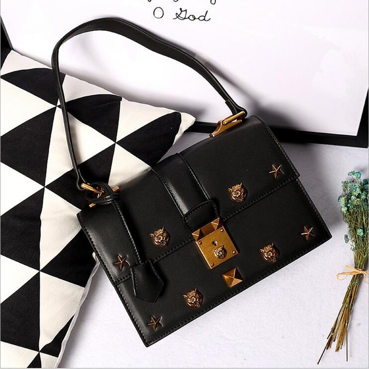 Фотография Famous Designer Hit Color Trunk Handbag Women Square Box Shape Leather Flaps Evening Bags Cross Body Shoulder Bags free shipping