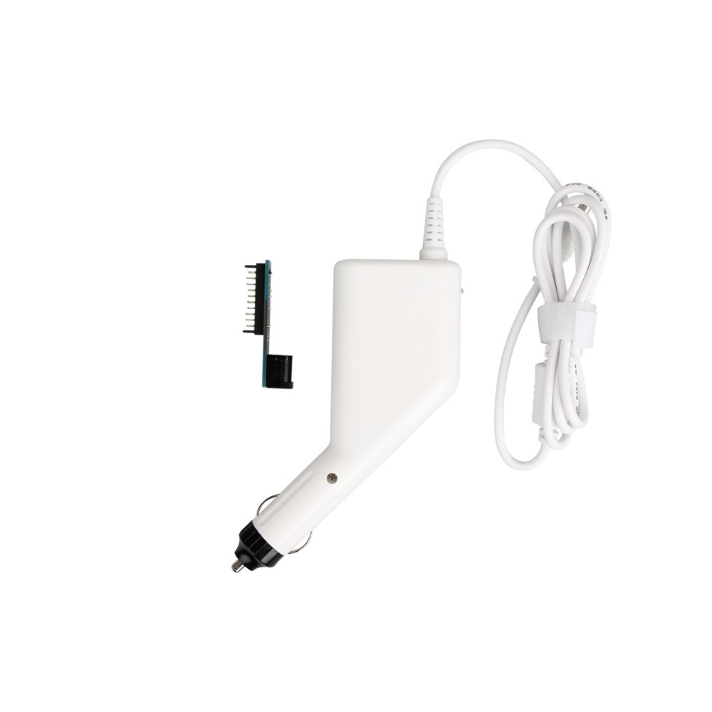 Convenient White Car Charger Lipo Battery Charger 17.5V 5A For DJI Phantom 4 Quadcopter Accessories With Parallel Board