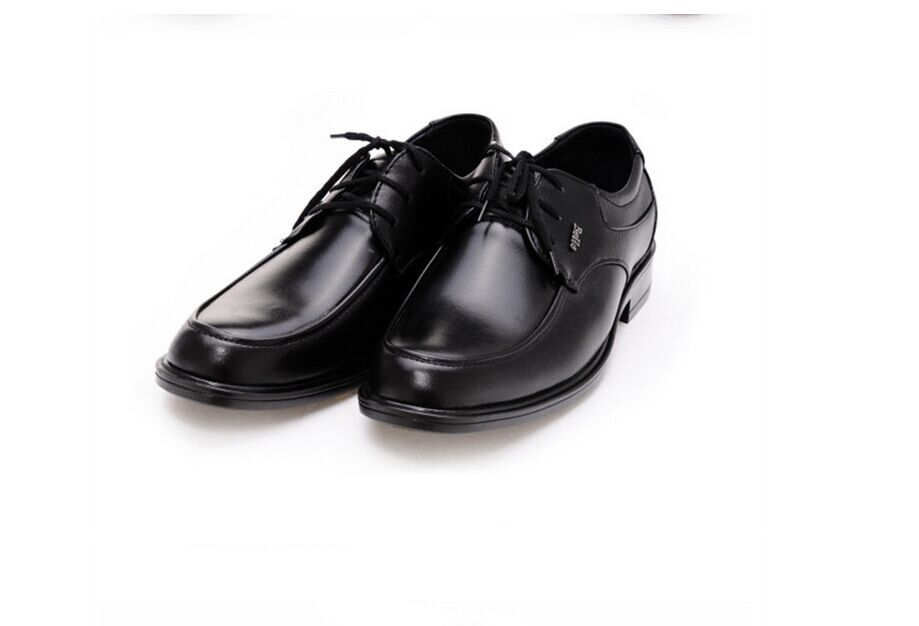 New 2016 Brand Oxfords Shoes For Men Casual Form Office Dress Shoes<br><br>Aliexpress