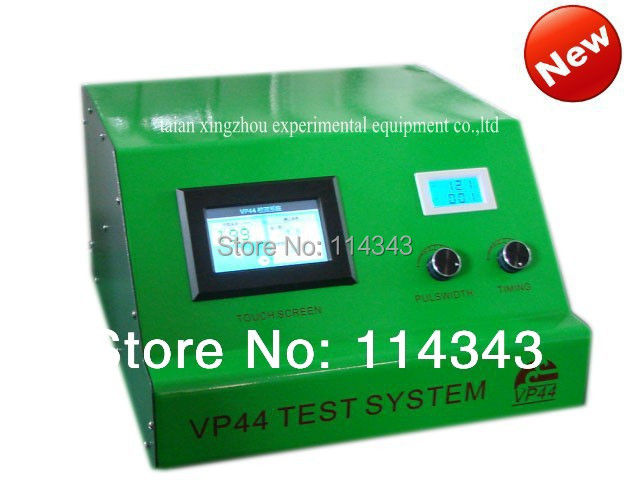 2014 new diesel common rail VP44 pump tester/simulator/ touch screen operation(China (Mainland))