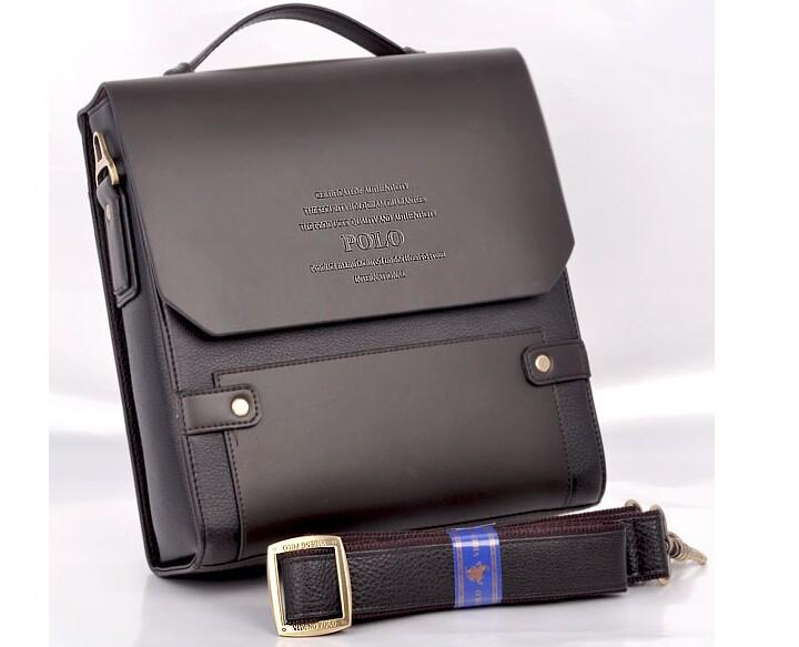 2015 Bolsas Femininas Messenger Bags Big Promotion Kangaroo Brand Man Bag Men's Bags Men Messenger Casual Shoulder Briefcase(China (Mainland))