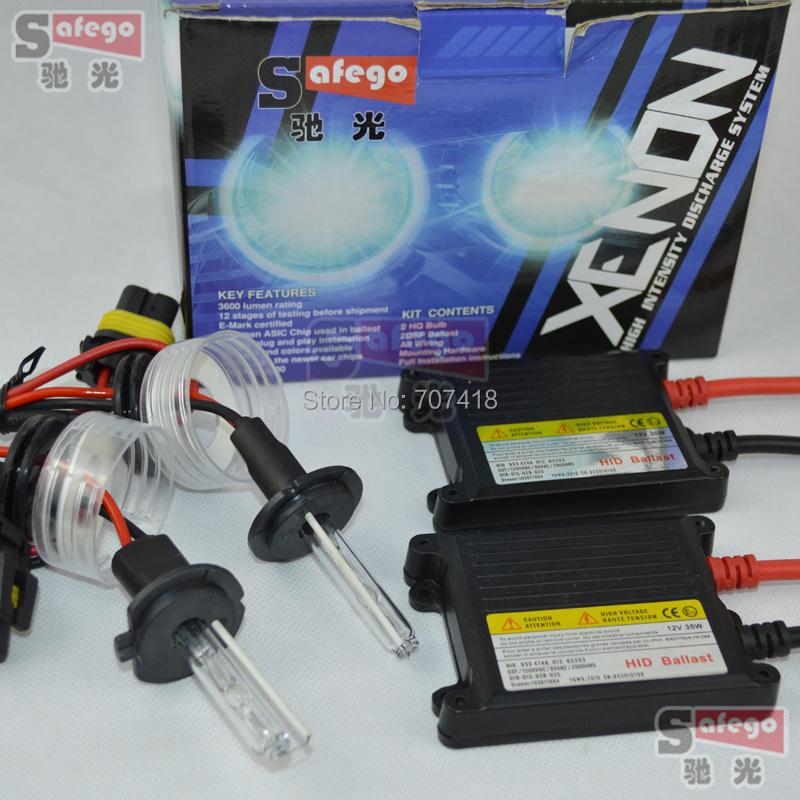 xenon 12V 35W HID kit H4 H1 H3 H8 H9 H10 H11 H13 880 881 9003 9004 9006 9007 4300K 5000K 6000K 8000K 10000K 9005 HID xenon kit(China (Mainland))