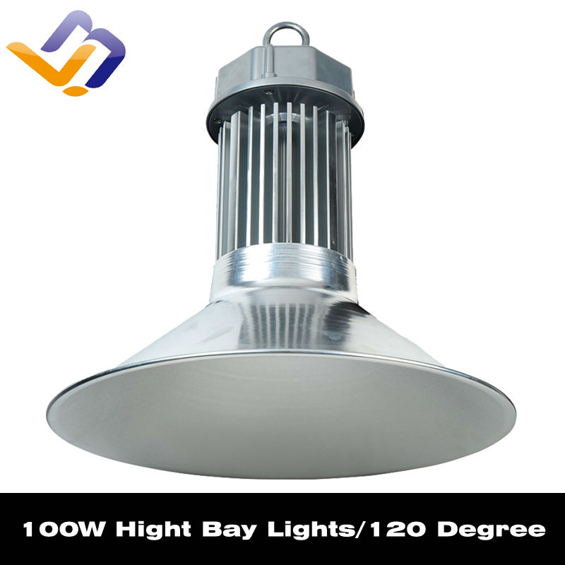 wholesale 100w Led high bay light high quality warranty 3 years LED Bulb Luminous 100-120LM/W industrial workshop fresh market(China (Mainland))