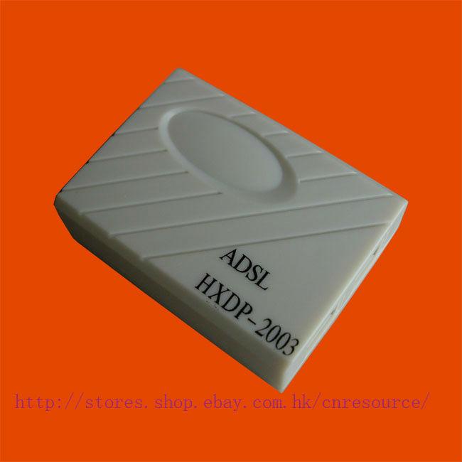 Telephone RJ11 Line ADSL Modem Micro Filter Splitter(China (Mainland))