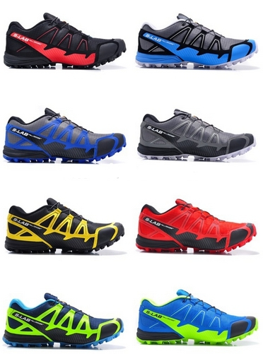 8 colours Men's S-LAB FELLCROSS 2 Athletic Running Sports Man Shoes women shoes Outdoor US 7-12 Wholesale Trail Racing(China (Mainland))