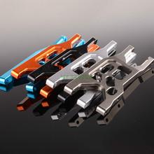 2 шт. алюминиевый EXO нижней передней рычаг комплект AX80111 для RC аксиальный EXO комплект йети ртр