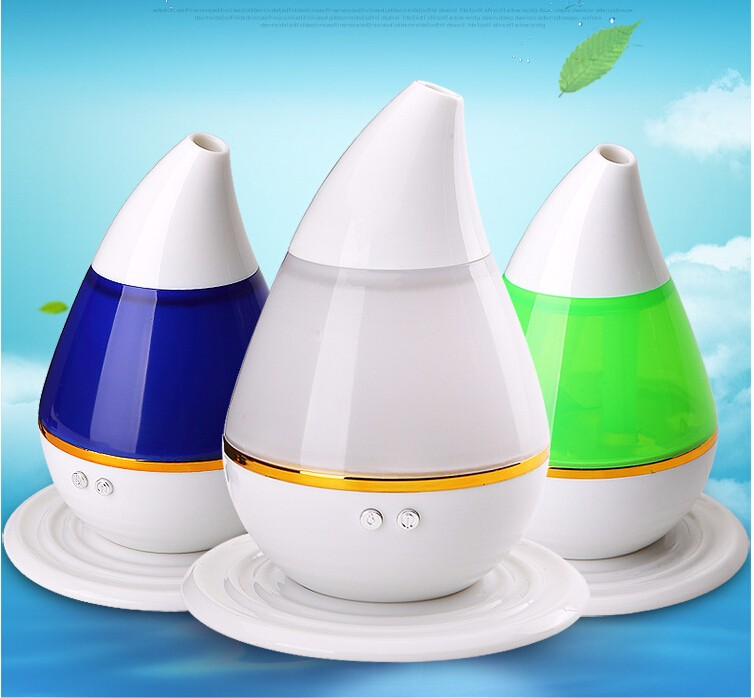 Mini Ultrasonic Humidifier USB Humidifier Car Aromatherapy Essential Oil Diffuser Atomizer Air Purifier Mist Maker Fogger(China (Mainland))