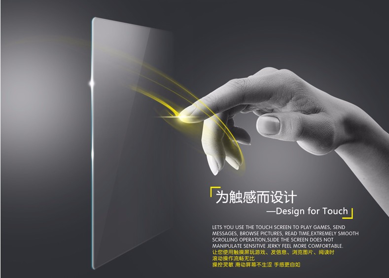 10.1Inch 9HGlass Screen Protectors For Onda V101W V102W Tablet PC Tempered Glass Screen Protector Glass film V101/V102W