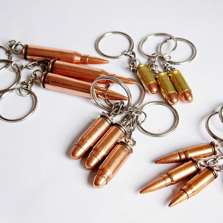 Bullet military model gift people's liberation army key buckle 4 styles lowest price HDC1244 - Pur&E crafts Co., Ltd. store