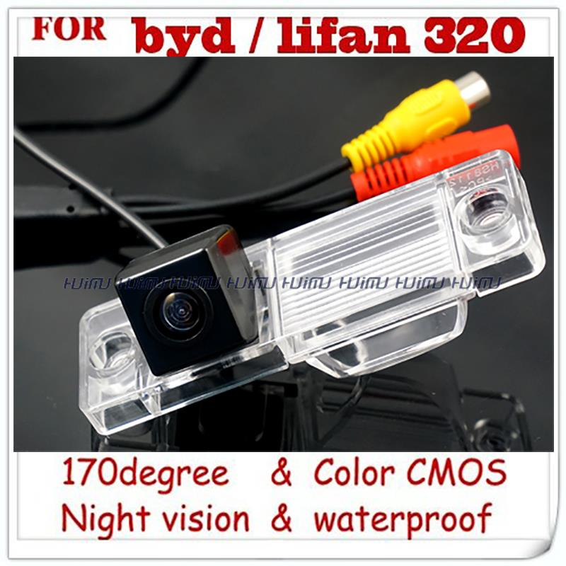 wireless wired Night vision waterproof car backup rear reverse camera for byd lifan 320 hatckback Chery QQ 3 Cowin 1X1 Tiggo 3