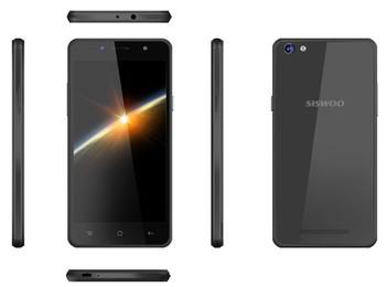 Предварительно продать оригинальный SISWOO C55 4 г смартфон 5.5 '' IPS MTK6735 четырехъядерных процессоров 1.5 ГГц андроид 5.1 16 ГБ ROM 2 ГБ рам 8.0MP 4200 мАч аккумулятор
