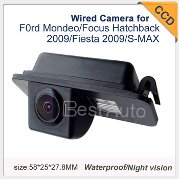 """for Ford Mondeo/Focus Hatchback 2009/Fiesta 2009/S-MAX 728*582 Auto car parking camera Wired/wireless CCD 1/3""""car parking camera"""