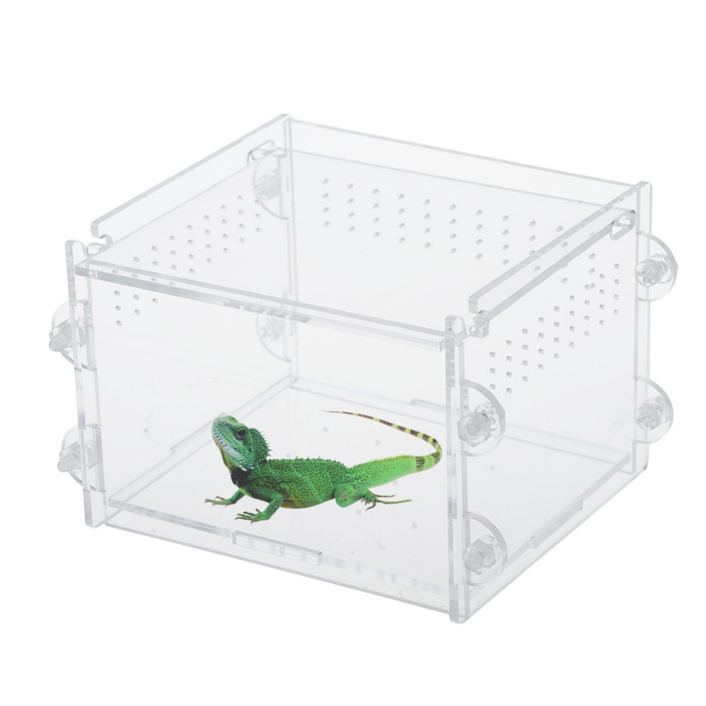 popular plastic reptile cages buy cheap plastic reptile cages lots from china plastic reptile. Black Bedroom Furniture Sets. Home Design Ideas