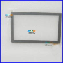 New 7'' inch Tablet Capacitive Touch Screen Replacement For IRULU e Xpro model No x7 (Babi Pad) Digitizer External screen Sensor(China (Mainland))
