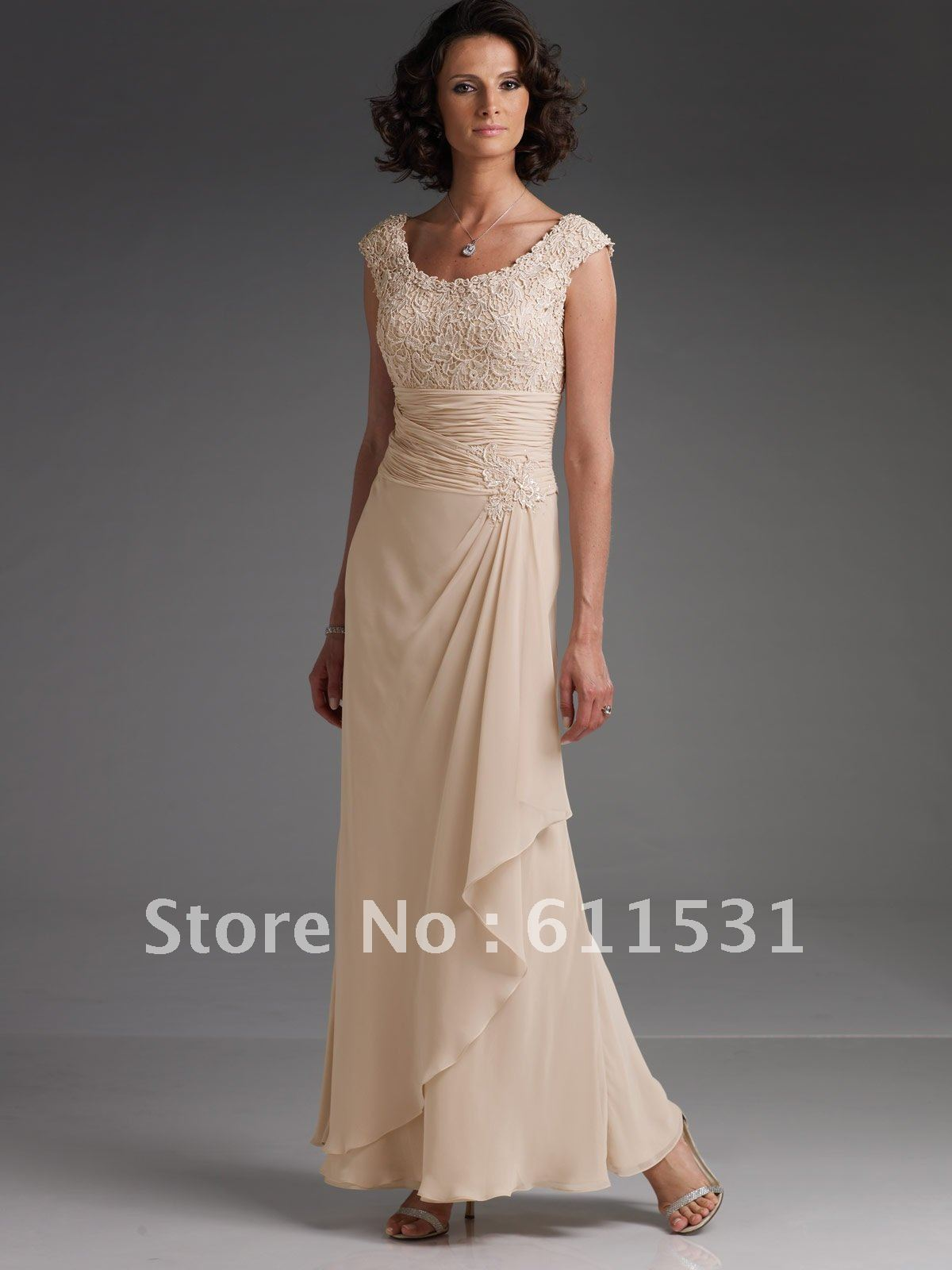 Mother Of The Bride Dresses Full Length 45