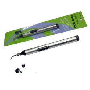 Rhinestones Pick up pen,Picking Tools FFQ 939 Vacuum Sucking pen for Small Beads and Small Accessories