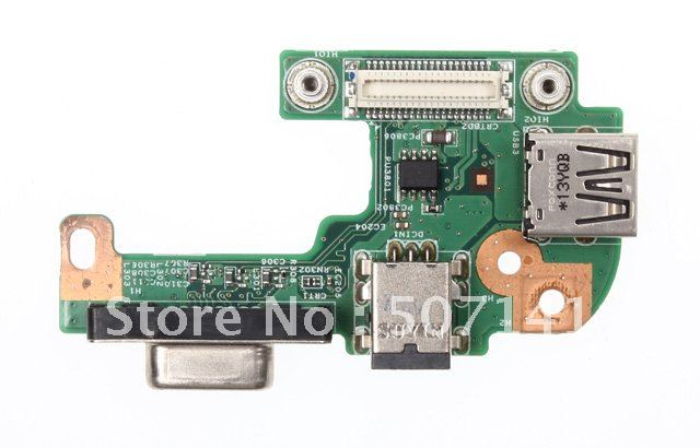 FREE SHIPPING for Dell Inspiron N5110 DN15 AMD CRT DC Jack, USB 2.0, VGA Board 48.4IE05.011(China (Mainland))