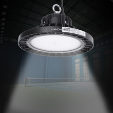 NEW LIXADA 100W 11000-12000LM Ultra Bright IP66 Waterproof LED High Bay Lamp Industrial Light for Factory Warehouse Mine Market(China (Mainland))