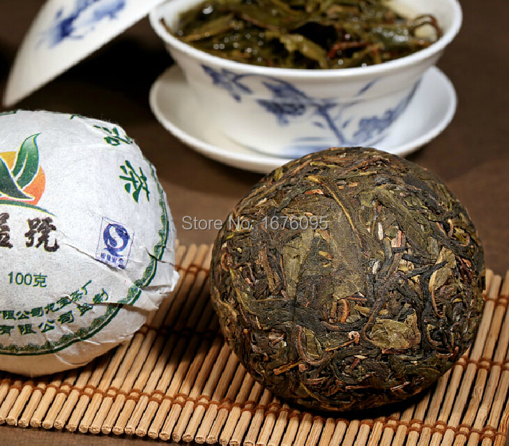 Buy 3 get 4 More than 5 years old 100g pu er tea health care Puer