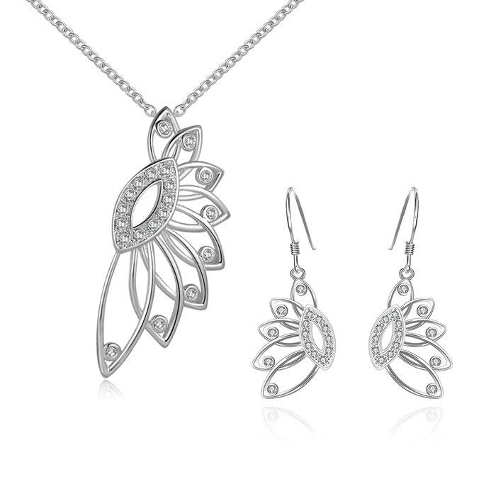 Ювелирный набор OEM LKNSPCS684 925 , 485 506 /dinalzua dufamlma jewelry sets браслет цепь magic jewelry 925 oem