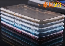 Buy Ultra Thin Slim 0.3mm Clear Transparent Soft Silicone TPU Sony Xperia Z3 Case Sony Xperia Z3 Cell Phone Back Cover Case for $1.28 in AliExpress store