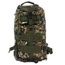 Multi Sytle Solid Waterproof Unisex Outdoor Climbing Camping Hiking Trekking Sport Military 3P Tactical Backpack Rucksacks US51(China (Mainland))