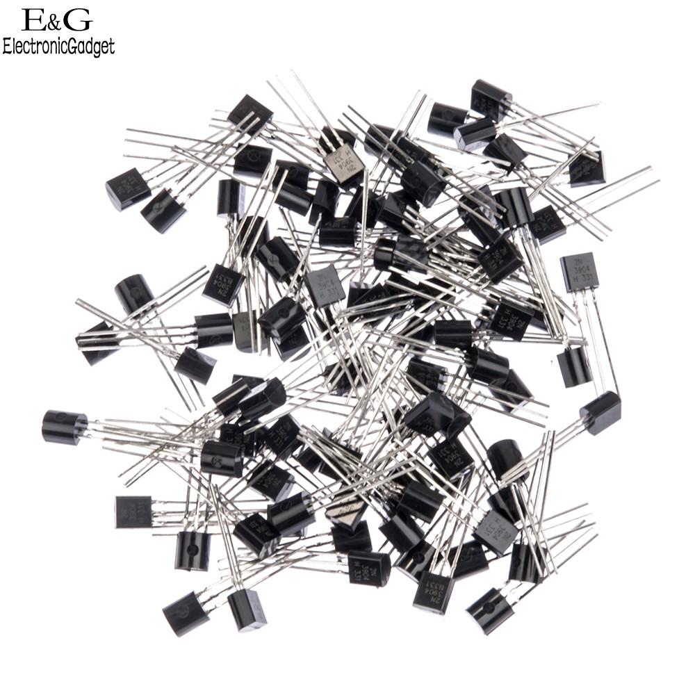 100PCS Set 2N3904 TO-92 NPN General Purpose Transistor Professional Good Product(China (Mainland))