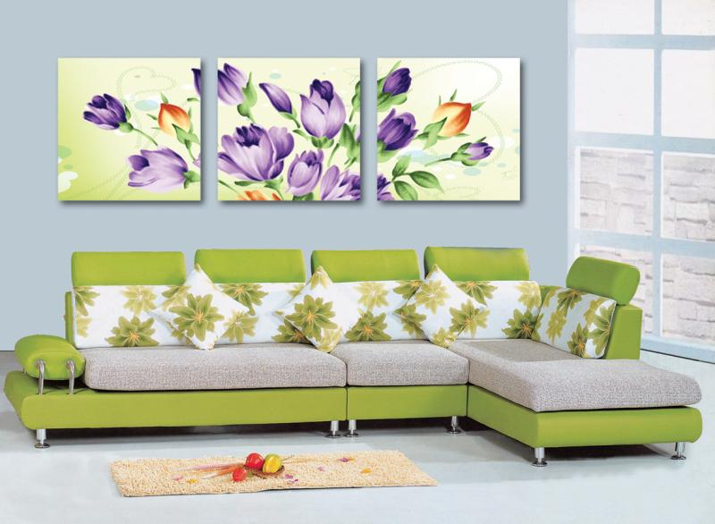 3 Pcs (No Frame) beauty rose Wall Art Picture Modern Home Decor Living Room Canvas Print Painting Wall picture RZ-ZH-165