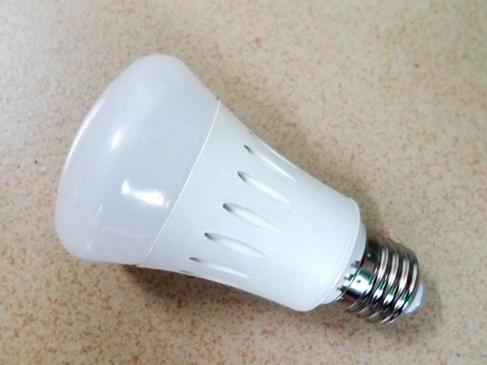 LED Flat cap Bulb E27 Led Bulb 7W 9W LED Lamp, 85-265V Light Bulb Warm White/Cool White Led light Bulb(China (Mainland))