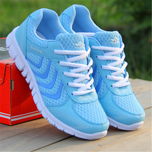 Women casual shoes 2016 new fashion flat women shoes mesh shoes woman with Breathable