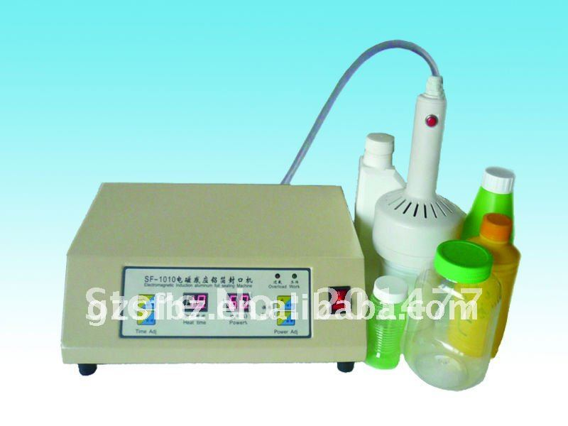 Manual plastic cap sealing machine (sealer) Dia.15-60mm