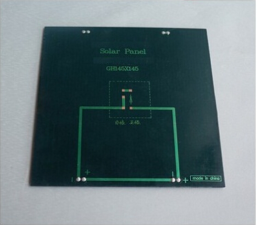 3W 6V 145x145mm Mono Epoxy Solar Panel solar panel manufacturers usa(China (Mainland))