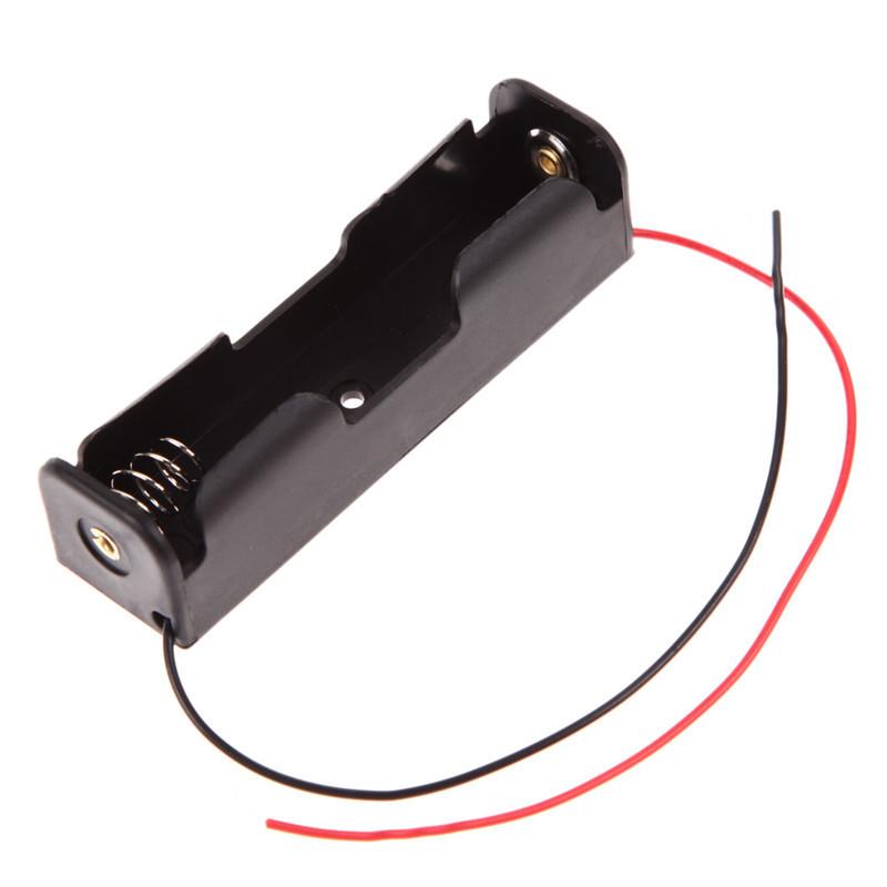 image for New Brand  Power Bank 18650 Battery Holder Plastic Battery Holder Stor