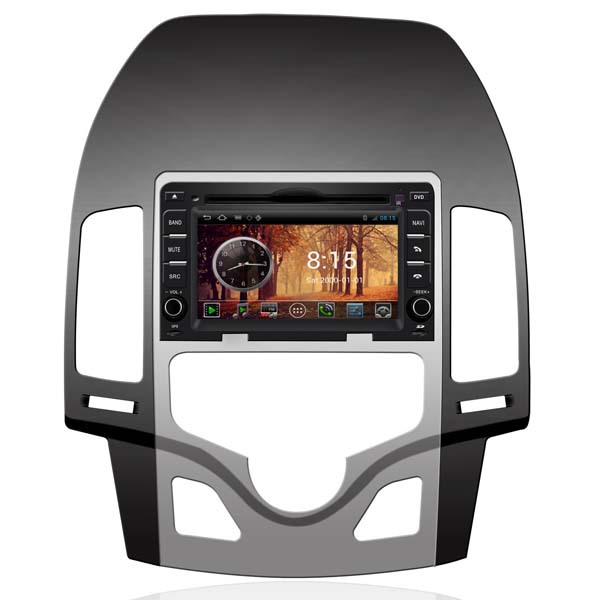 For Hyundai I30 Android 4.0 Carro Car Audio Video Stereo Radio Multimedia System DVD Player GPS Navigation Autoradio Head Unit(China (Mainland))