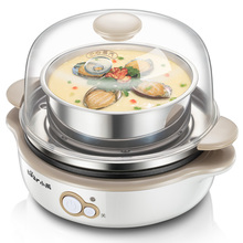 Automatic power off electric frying pan Fried Eggs steamed egg soup multifunction machine ZDQ A07M1 bear