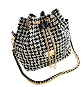 Сумка через плечо New 2014 Hot Canvas Bucket Bag Female Casual Shoulder Bag 2015 BL059 сумка через плечо new bag ks 2015 k