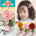Hot Sale Cute Shiny Butterfly Star Heart Hair Clip Candy Colors Children Hairpins Girls Headwear Barrettes Hair Accessories